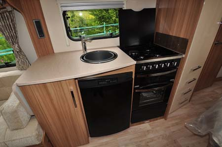 Lunar Clubman SE Kitchen