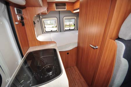 Weinsberg Carabus 541 MQ Interior