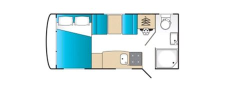 Coachman Pastiche 470 Floorplan