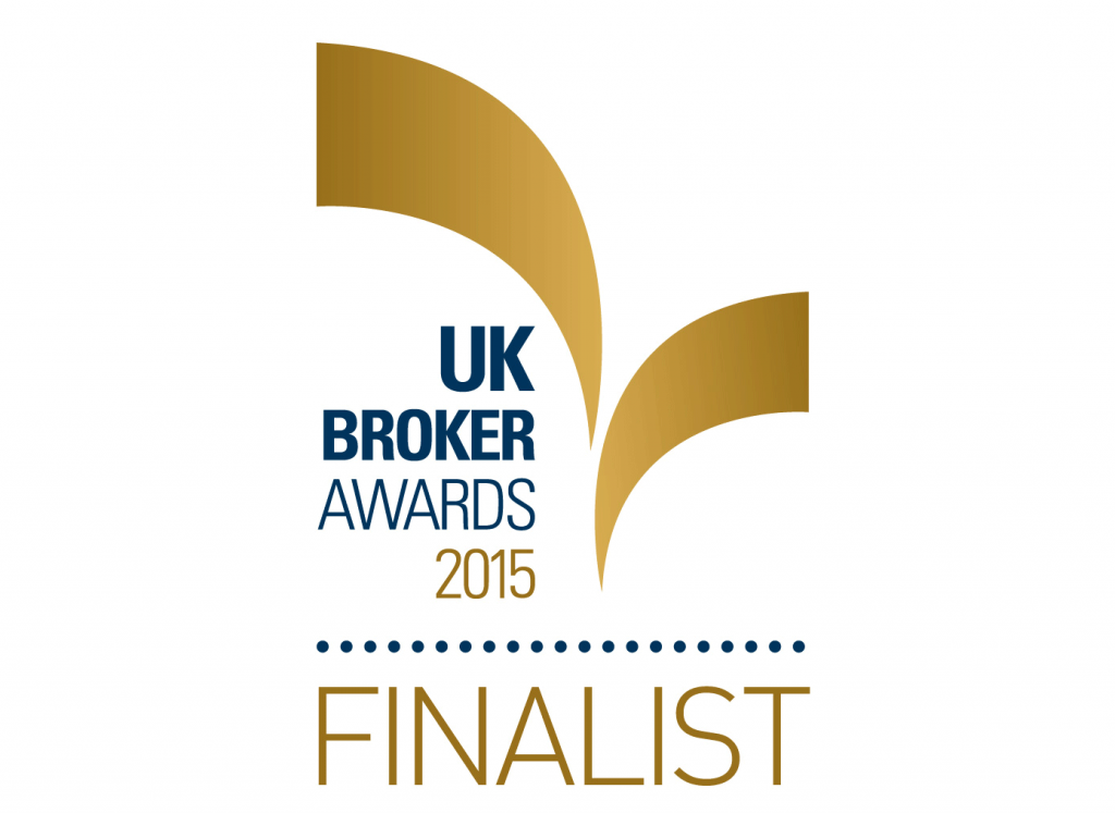 UK Broker Awards 2015 Finalist