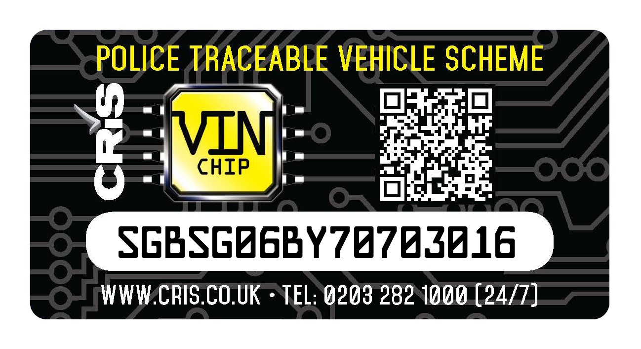 Vehicle identification number free report builder