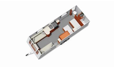 Buccaneer Clipper Floor Plan