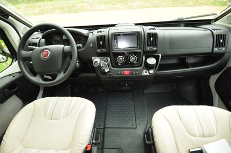 Rapido 665 Motorhome Cab