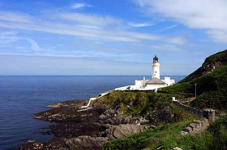Isle of Man Douglashead lighthouse