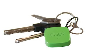 protag-duet- key tracking tag