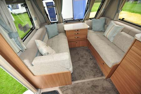 Coachman Laser 650 Lounge