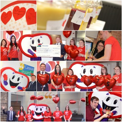 Healthy Heart Day 2016 Collage