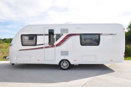 Swift Conqueror 565 Exterior