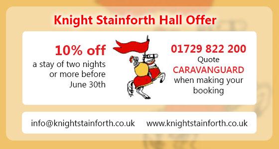 Knight Stainforth offer voucher 2016