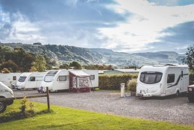 Knight Stainforth caravan park Settle