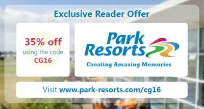 Park Resorts Offer Apr2016