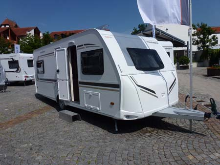 Weinsberg CaraOne 550UK