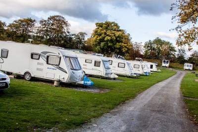Langcliffe Park caravans