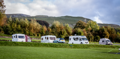 Langcliffe Park landscape shot