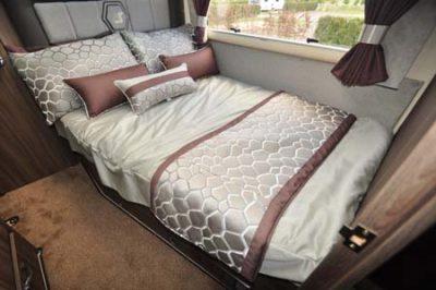 Auto-Sleeper Corinium Bed