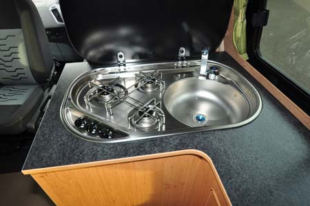 Hillside Castleton Kitchen sink