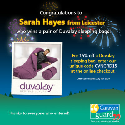 Duvalay competition winner