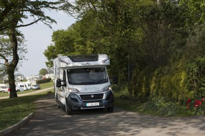 Caravan Guard first motorhome trip