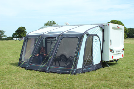 Outdoor Revolution Awning 1