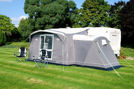 Gear Guide Inflatable Awnings For Caravans Caravan Guard