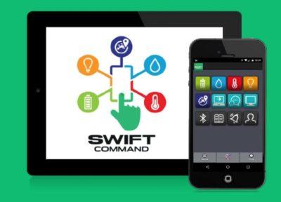 Swift Command app image