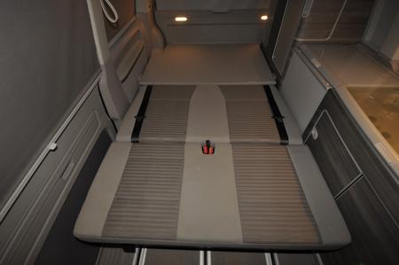 VW California Ocean Bed