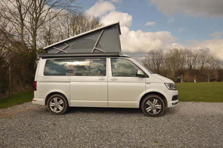 2016 volkswagen california ocean campervan review. Black Bedroom Furniture Sets. Home Design Ideas