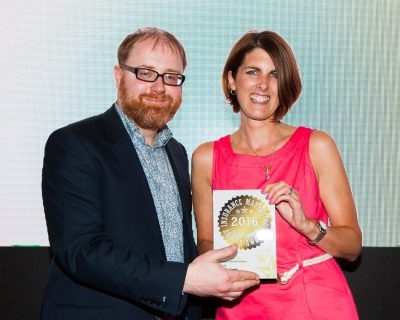 Caravan Guard wins Customer Connectivity Award