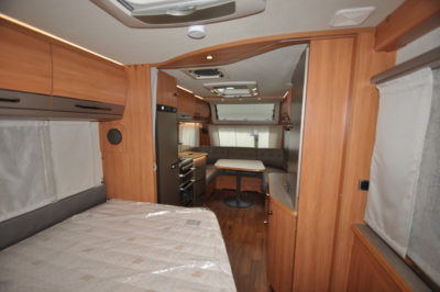 Hymer Nova 585 Interior 2