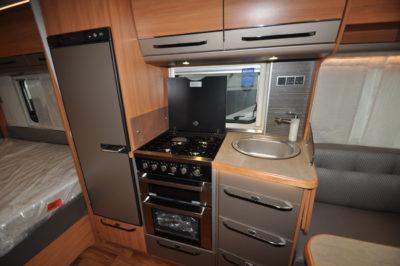 Hymer Nova 585 Kitchen