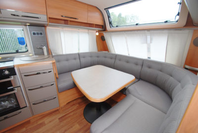 Hymer Nova 585 Lounge