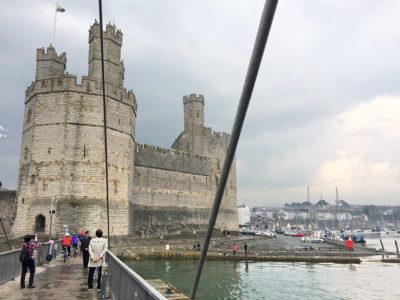 castle trip