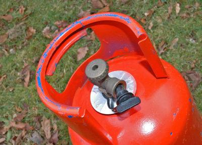 Propane valve