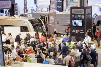 The Motorhome and Caravan Show (Photo © Sam Frost 2015)