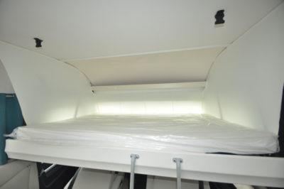 Pilote Galaxy 650U Sensation Motorhome overcab bed