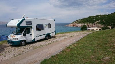 Motorhome in Europe