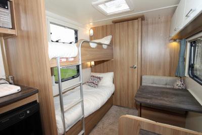 2017 Bailey Pursuit bunk beds