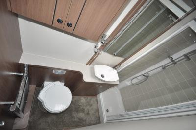 Buccaneer Galera washroom