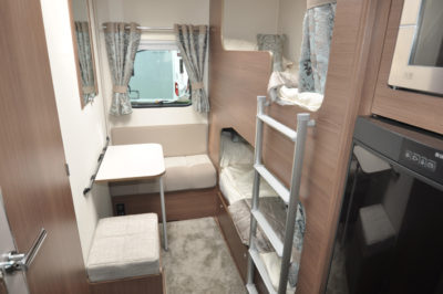 Buccaneer Galera bunk beds