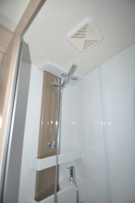 Burstner Lyseo 744 Shower