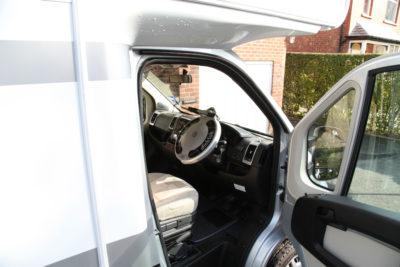Disklok motorhome security steering wheel lock