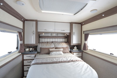 Auto-Sleeper Corinium RB Rear Bedroom option 1