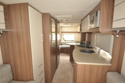 Lunar Venus 590-6 Interior looking forward