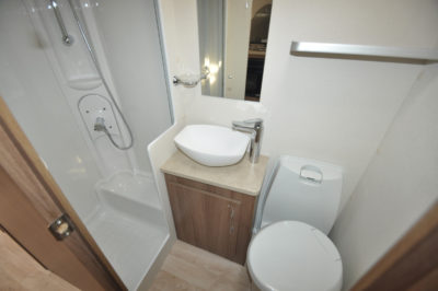 Lunar Venus 590-6 Shower room