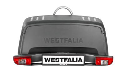 Westfalia cycle rack mounted storage box