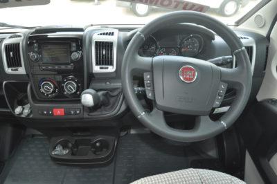 Auto Trail Comanche S Cab