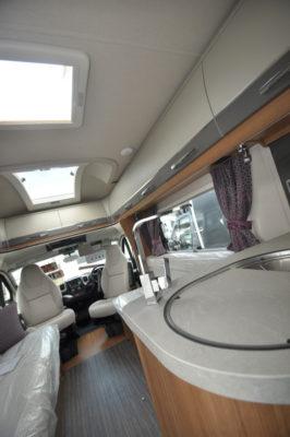Auto Trail Comanche S interior 2