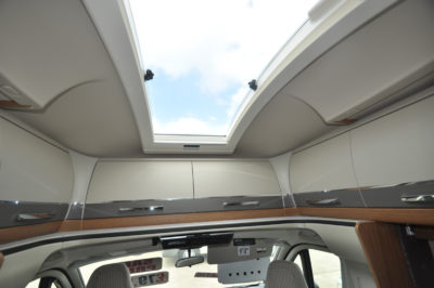 Auto Trail Comanche S sky light