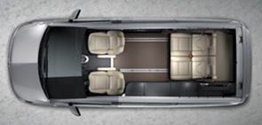 Mercedes Marco Polo Floor Plan