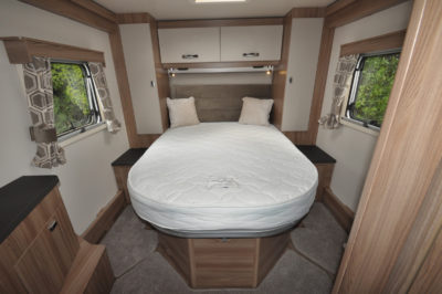 Swift Bessacarr 599 Double Bed